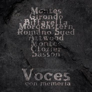 VOCES CON MEMORIAS - Composiciones Colaborativas - (2020 / 2021) main photo