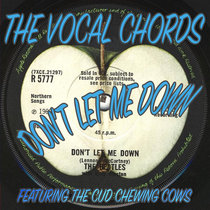 Don't Let Me Down (Rehearsal) cover art