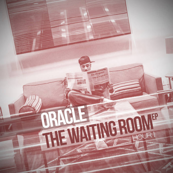 """The Waiting Room"" EP (hour 1) cover art"