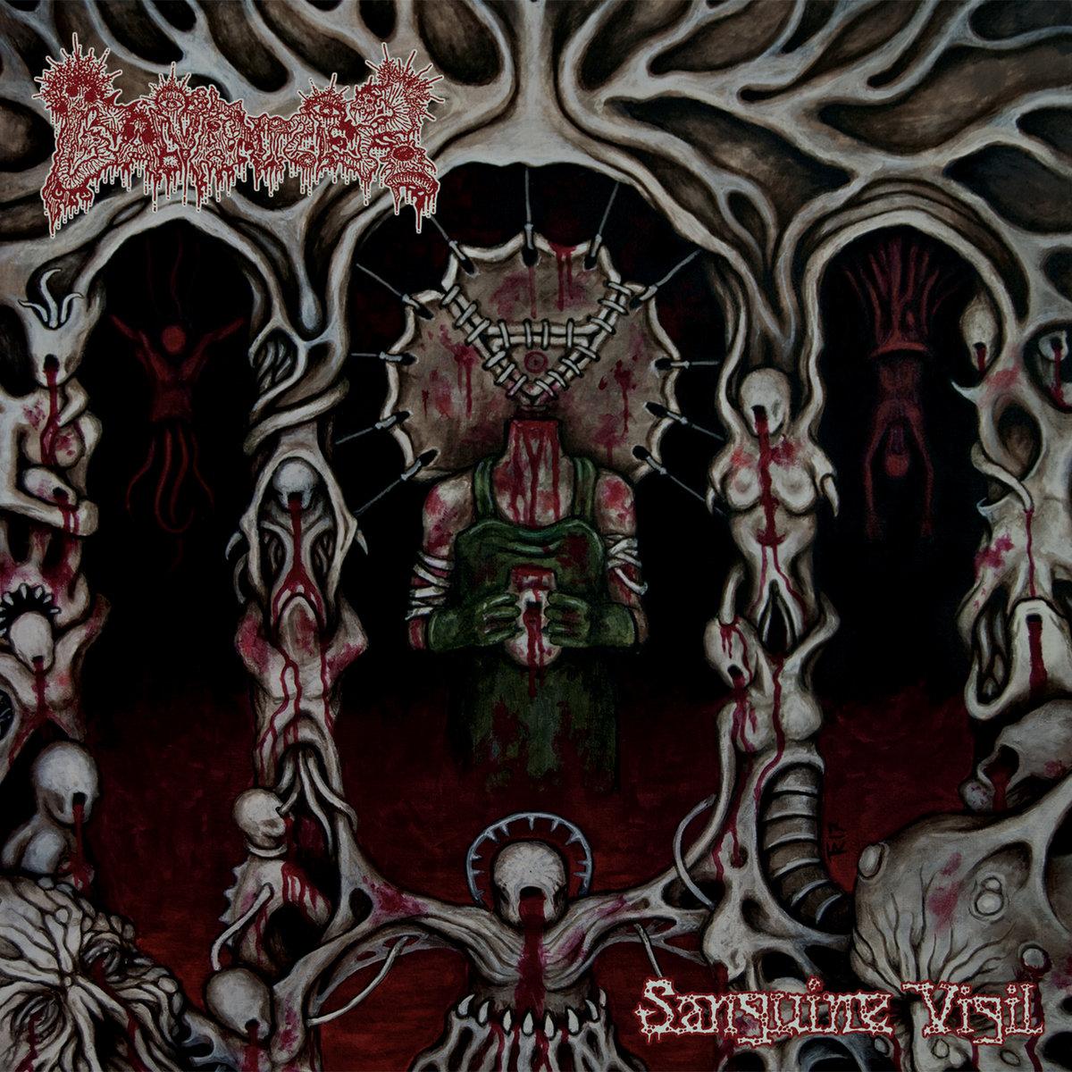 GALVANIZER - Sanguine Vigil (album, 2018)