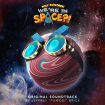 Holy Potatoes: We're in Space?! Original Soundtrack cover art