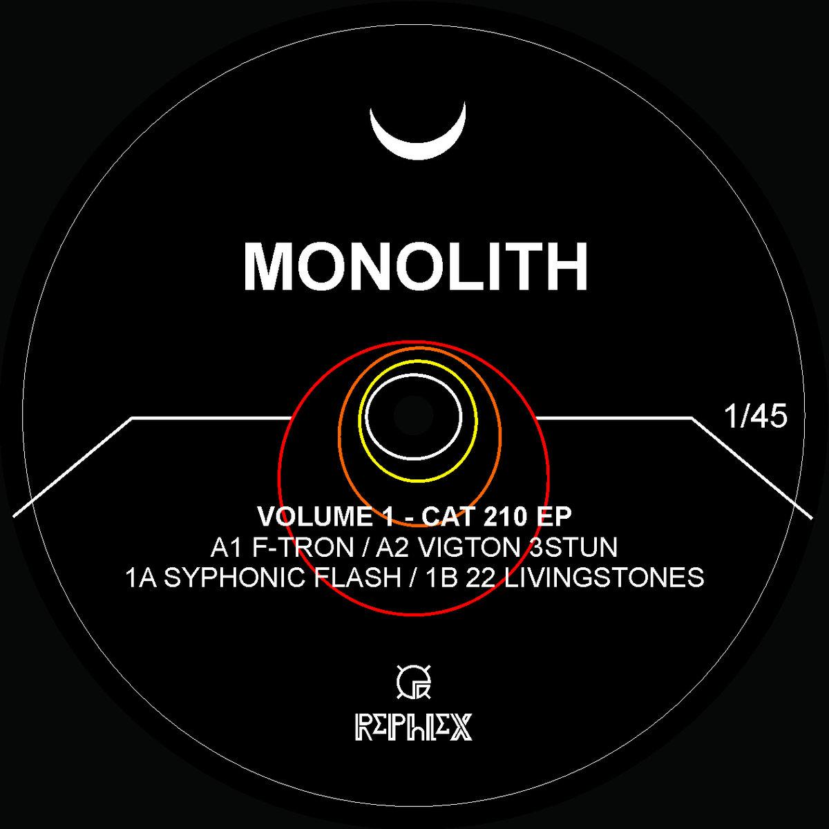 monolith 1993 dvd