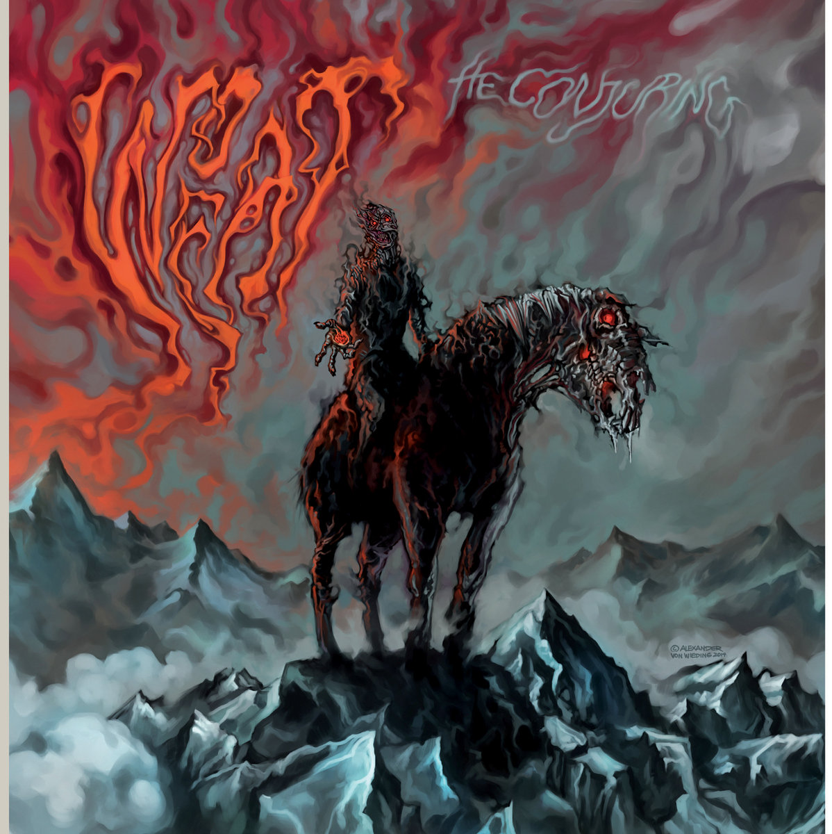 Pale Rider From the Ice | Wo Fat