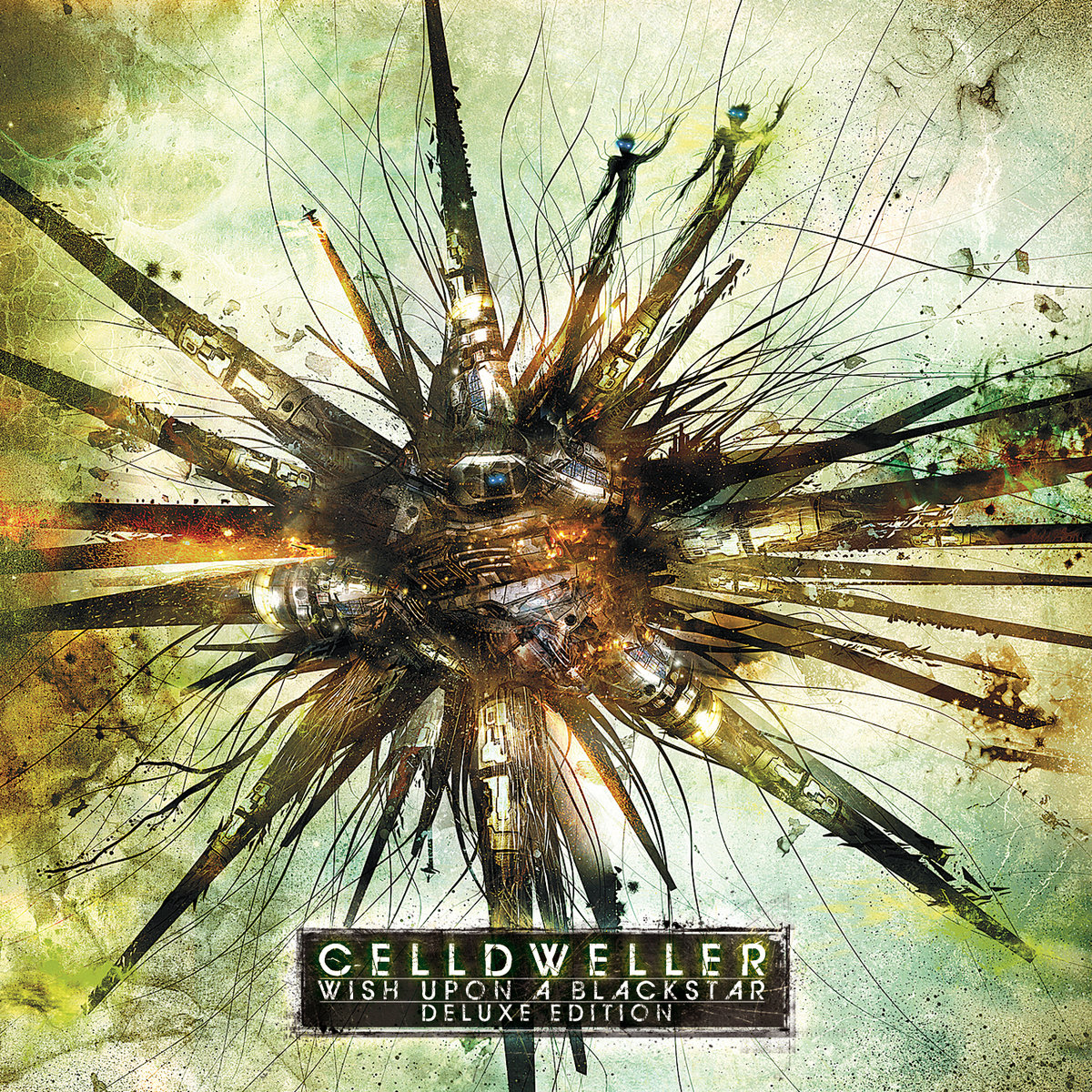 The seven sisters | celldweller.