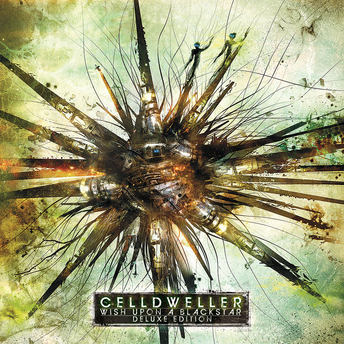 Celldweller wish upon a blackstar (deluxe edition) (cd, album.