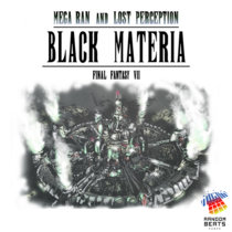 Black Materia: Final Fantasy VII cover art