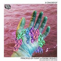 X Cracker EP (Nataraja Records) cover art