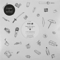 Yantar EP cover art
