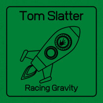 Racing Gravity EP cover art