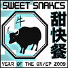 YEAR of the OX - EP Cover Art