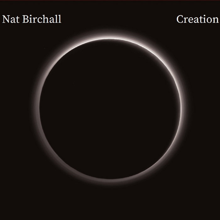 Creation cover art