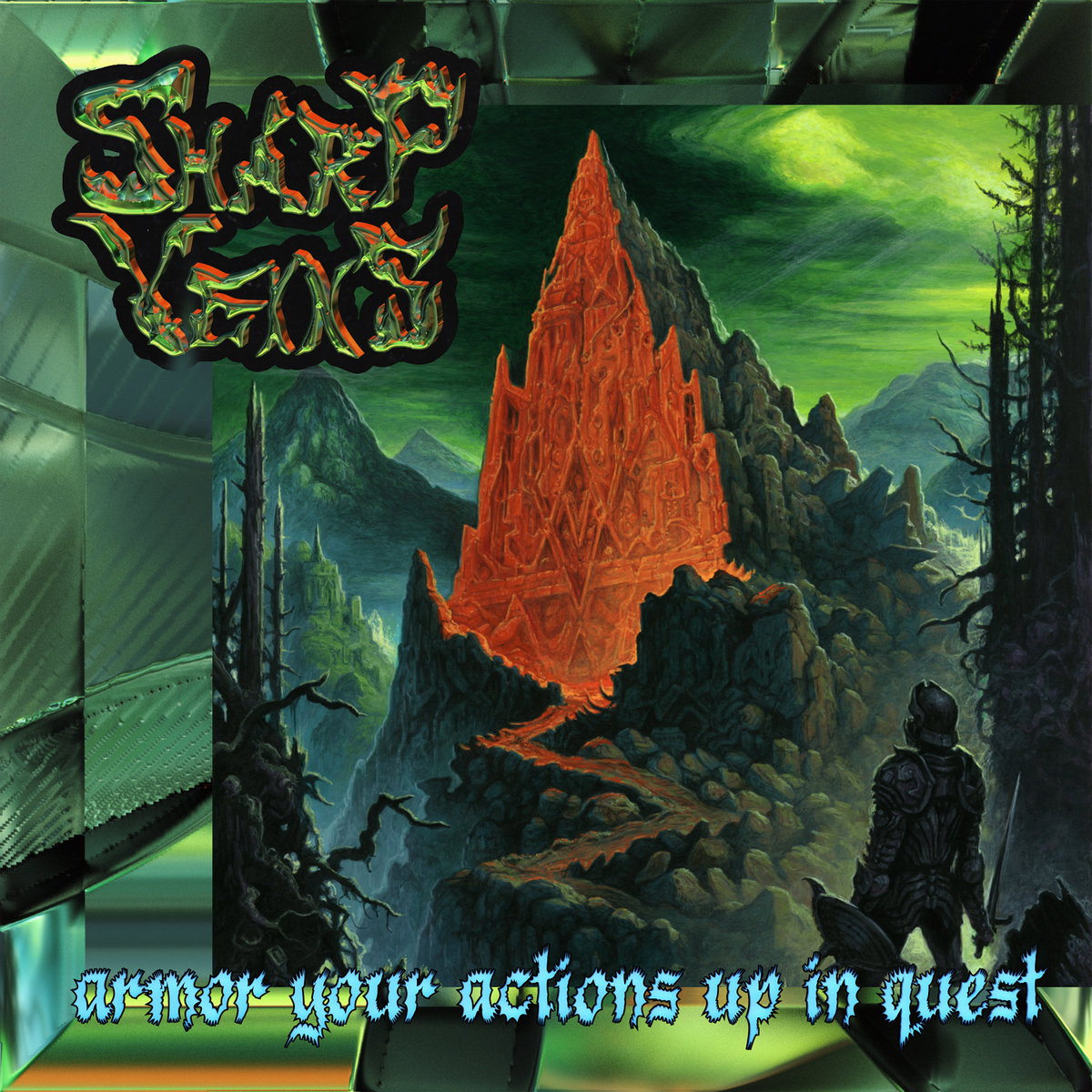 Armor Your Actions Up In Quest | Sharp Veins