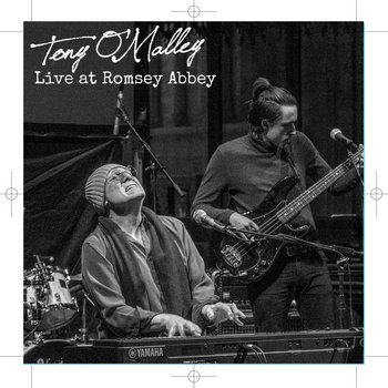 LIVE AT ROMSEY ABBEY by Tony O'Malley