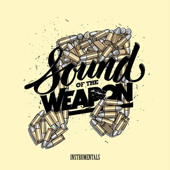 Sound of the Weapon (Instrumentals) cover art