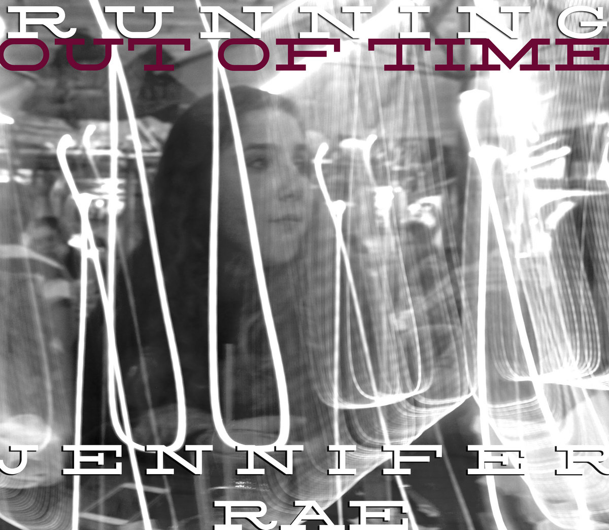 Running Out of Time by Jennifer Rae