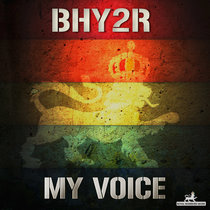 My voice cover art