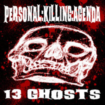 13 Ghosts cover art