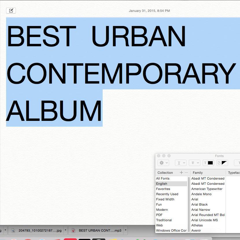 Lomo Saltado [DEMO] | BEST URBAN CONTEMPORARY ARTIST