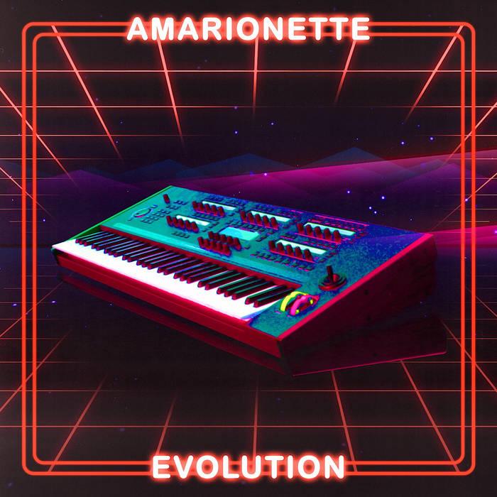 Amarionette - Evolution (2019) LEAK ALBUM