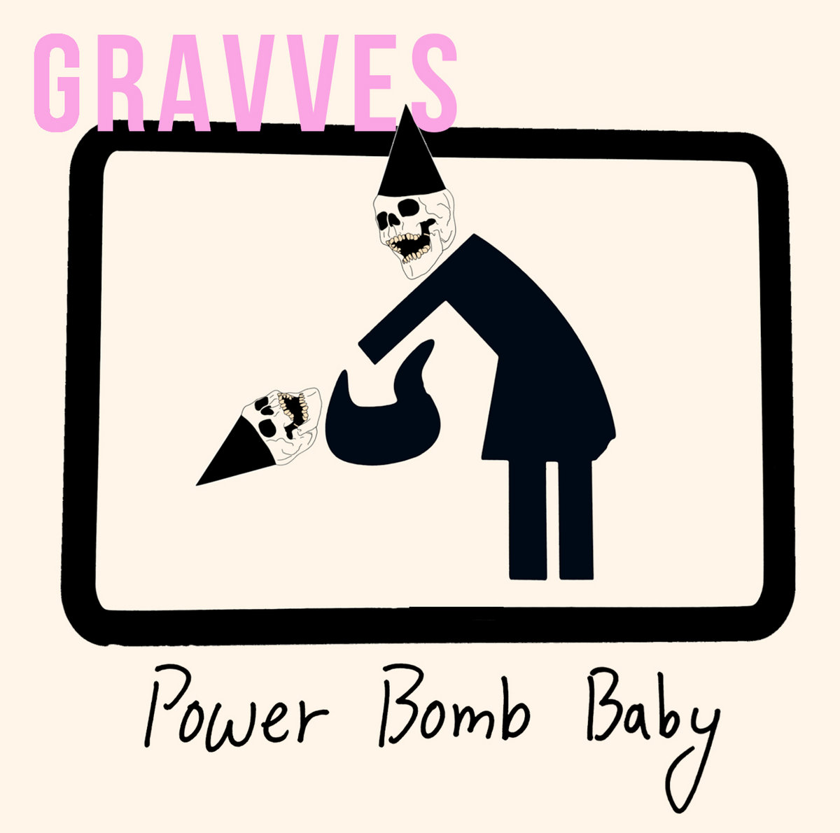 Power Bomb Baby by GRAVVES