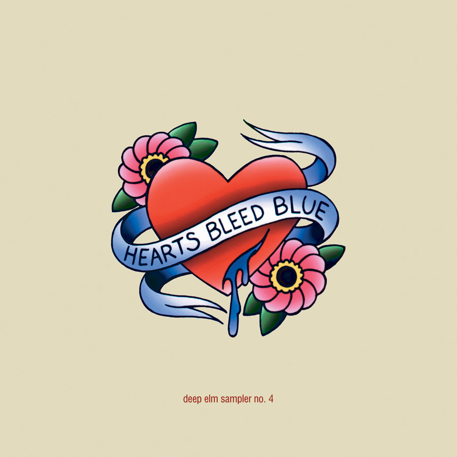 Sampler 4: Hearts Bleed Blue | Deep Elm Records