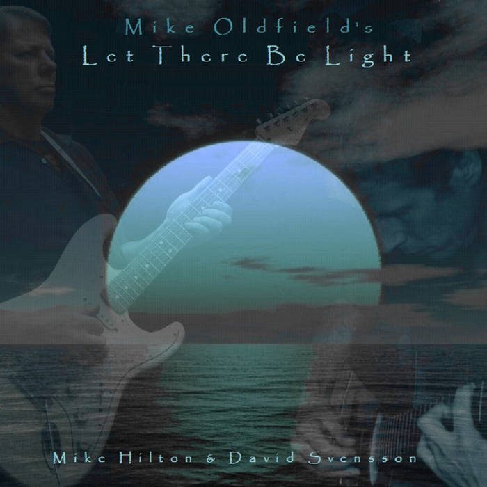 Let There Be Light (Mike Oldfield cover) cover art
