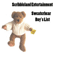 SweaterBear cover art
