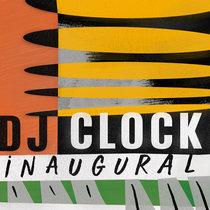 DJ Clock - iNaugural cover art