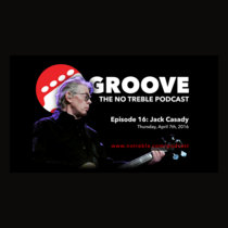 Groove – Episode #16: Jack Casady cover art