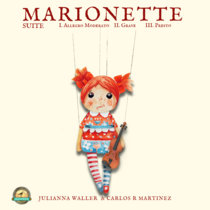 Marionette Suite cover art