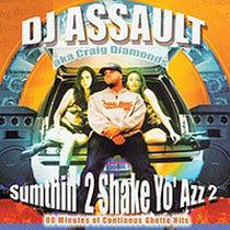 Sumthin 2 Shake Yo' Azz 2 cover art