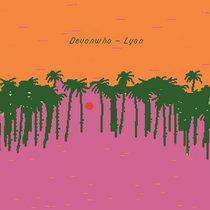 Lyon - EP cover art