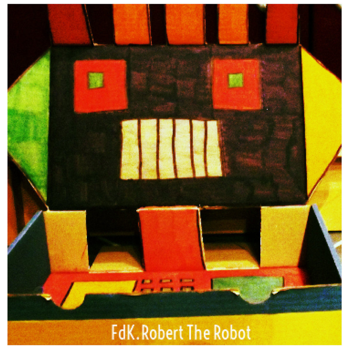 ROBERT THE ROBOT #LP 2017 | FREDY du K. ROUGE