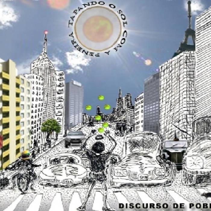 Tapando o  Sol Com a  Peneira cover art
