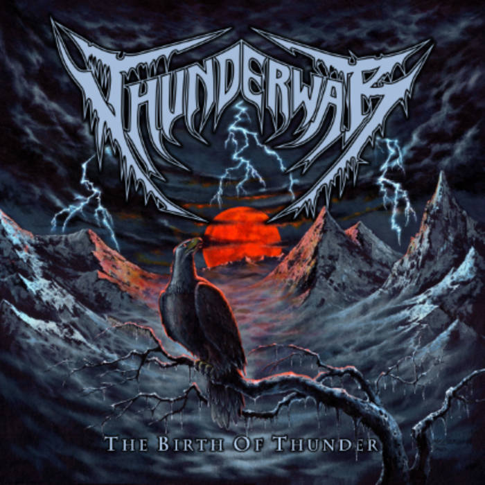 The Birth of Thunder cover art