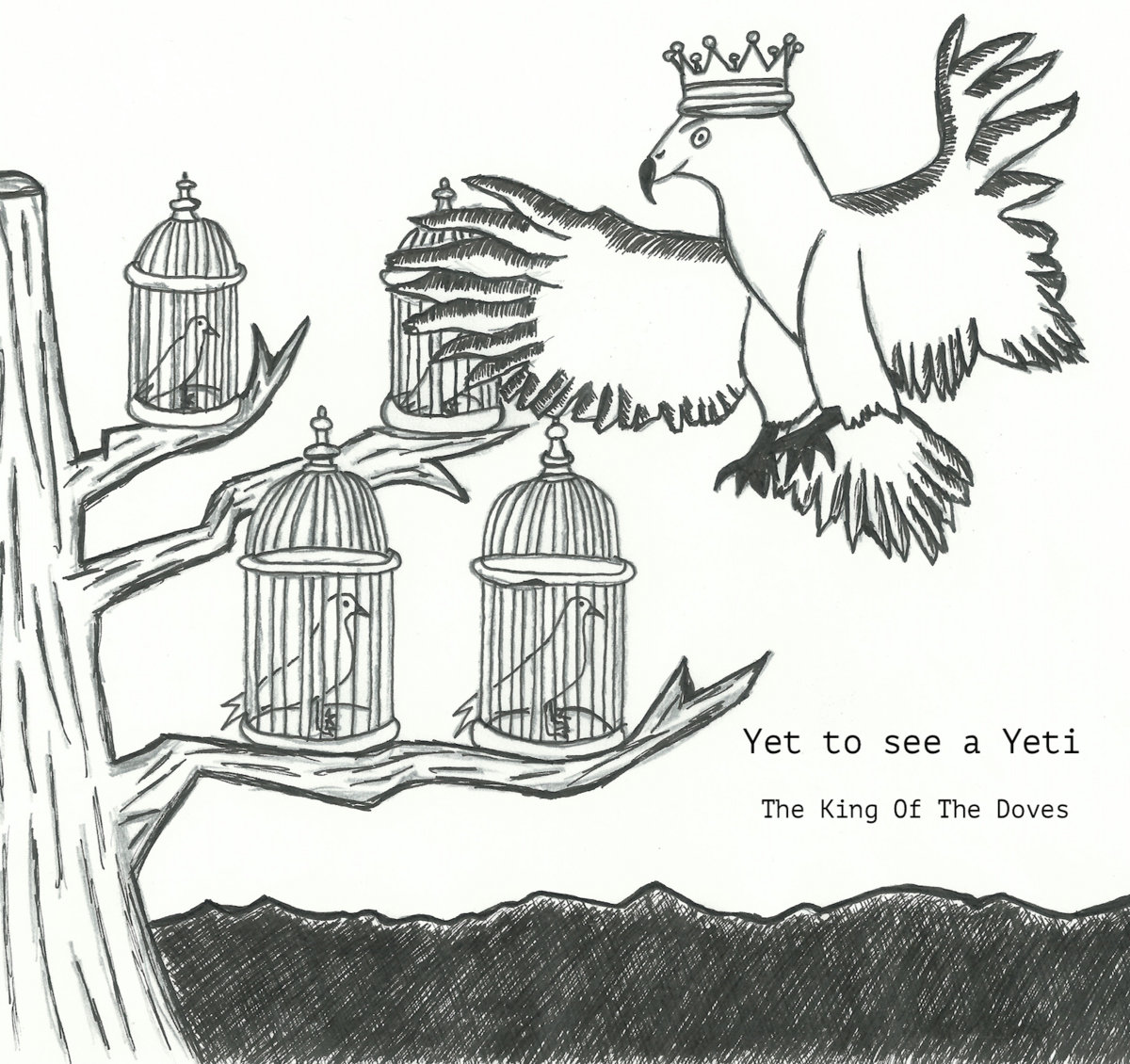 https://yettoseeayeti.bandcamp.com/album/the-king-of-the-doves