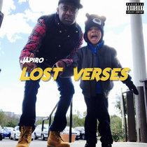 """Lost Verses - """"37 Mixtape"""" cover art"""