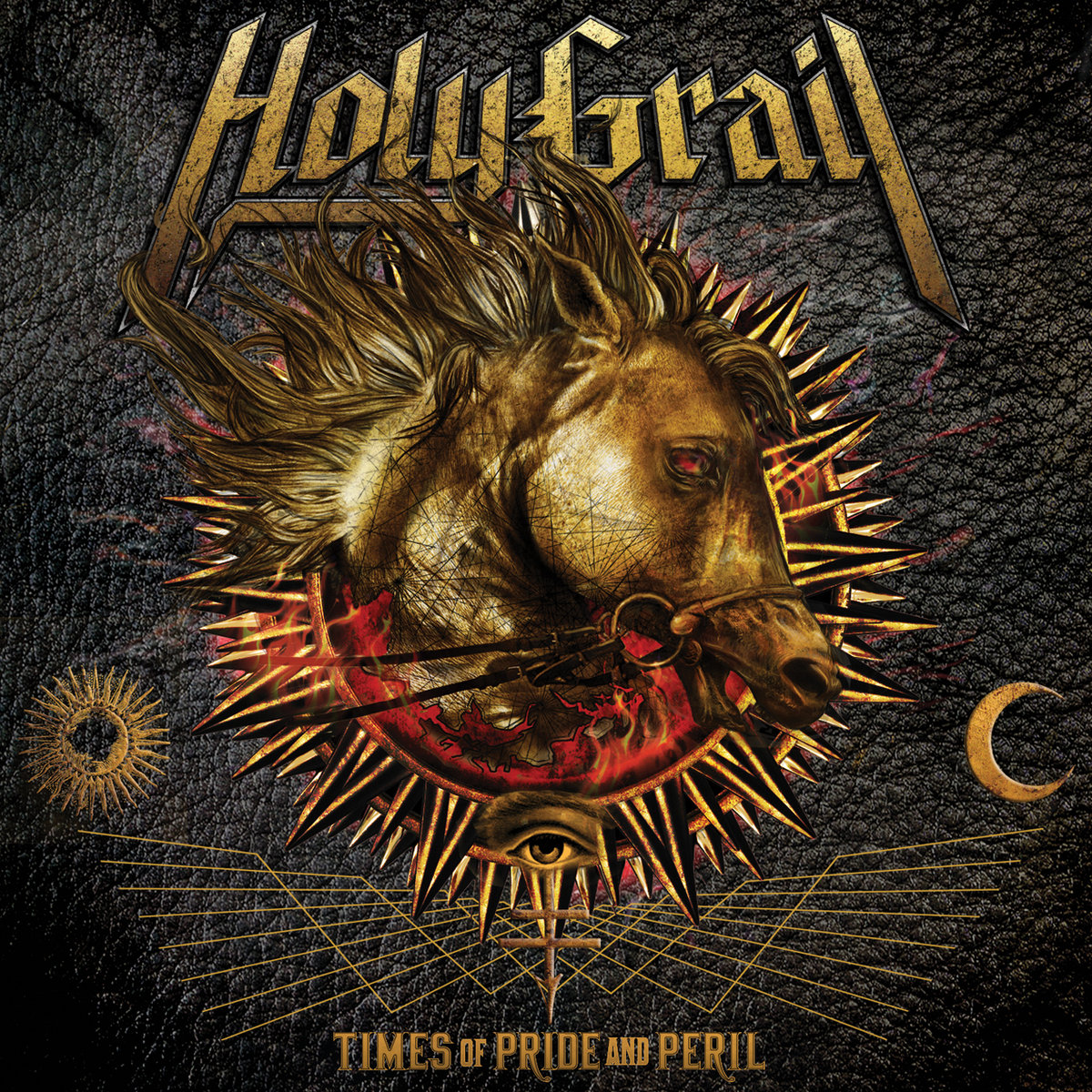 times of pride and peril holy grail