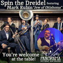 Spin the Dreidel cover art