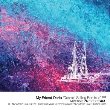 Cosmic Sailing Remix EP main photo