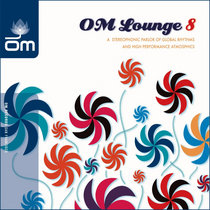 Om Lounge Vol. 8 cover art