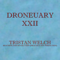 Droneuary XXII - Reaching for Revolution (Practice Not Perfection) cover art