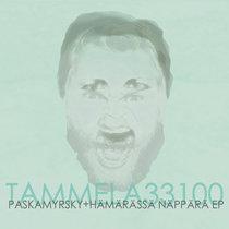 Paskamyrsky + Hämärässä Näppärä EP cover art