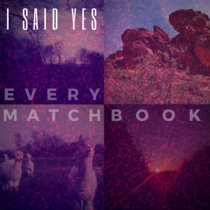 Every Matchbook EP cover art