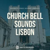 Church Bells Sounds Lisbon Portugal Soundscapes cover art