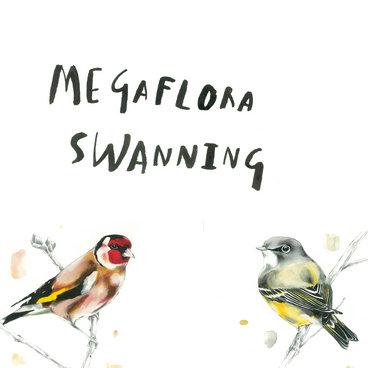 Swanning / Megaflora - Split main photo