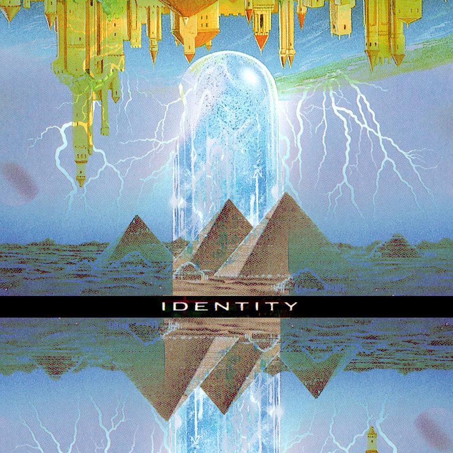 Identity Eater album cover