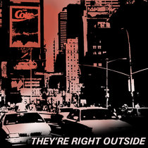 They're Right Outside - Live in Duluth 1980 cover art