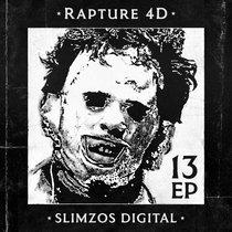 """Rapture 4D - """"13"""" cover art"""
