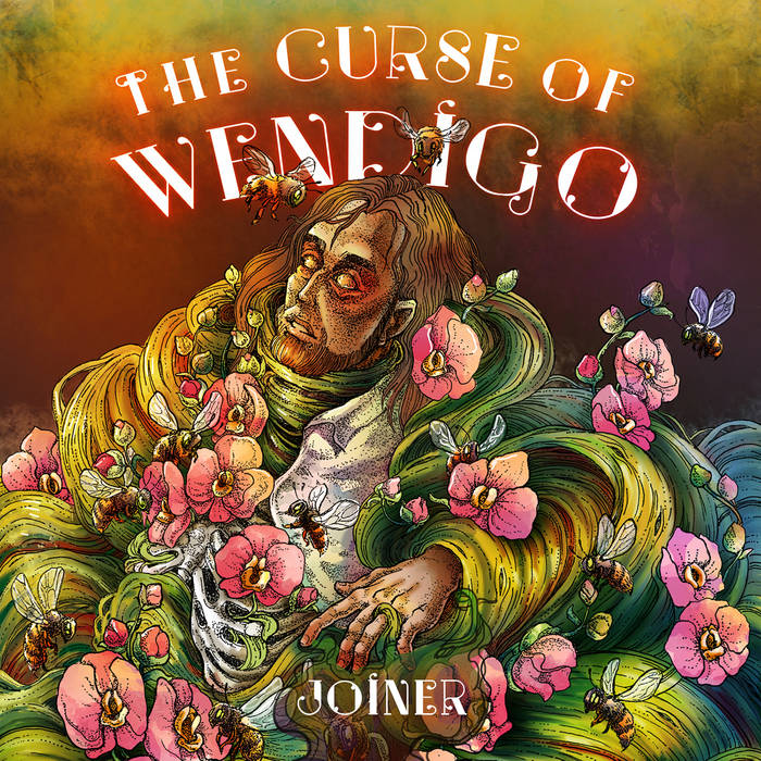 Новый альбом THE CURSE OF WENDIGO - Joiner (2016)
